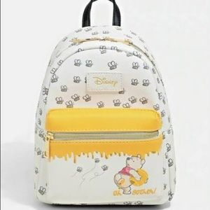 New with tags, Winnie the Pooh Loungefly